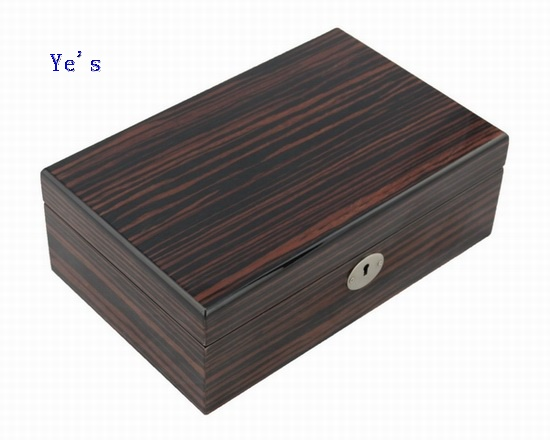 wooden jewelry box