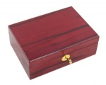 high gloss wooden jewelry box