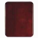 rosewood piano finish award plaque
